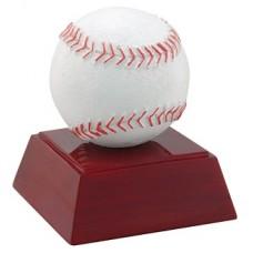 """Baseball 4"""" Resin"""